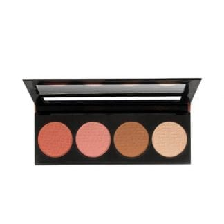 LA Girl Beauty Brick Blush Palette Spice