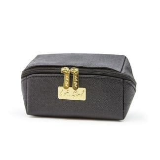 LA Girl Cosmetic Bag Small Black