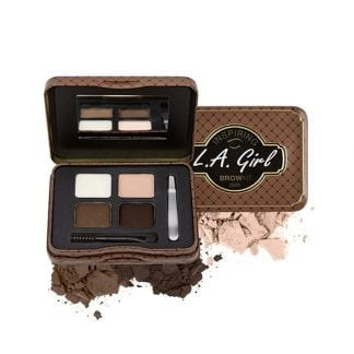LA Girl Inspiring Brow Kit Dark Defined