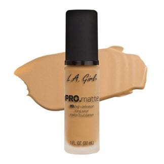 LA Girl Pro Matte Foundation Natural