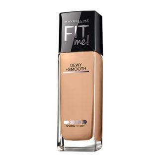 Maybelline New York Fit Me Dewy Smooth Foundation 220 Natural Beige