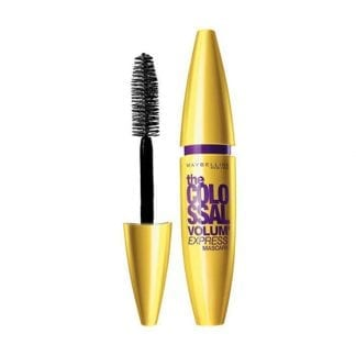Maybelline New York Volume Express Collossal Glam Mascara Black
