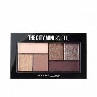 Maybelline The City Mini Palette Chilli Brunch Neutrals
