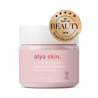Alya Skin Pink Perfect Australian Pink Clay Mask