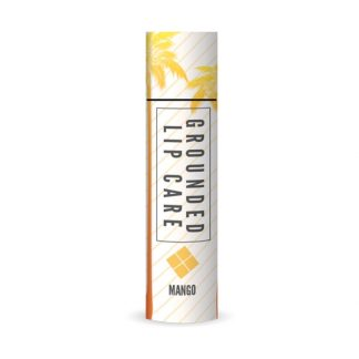 GROUNDED Mango Lip Balm