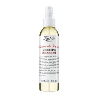 Kiehls Creme de Corps Nurishing Dry Body Oil 175ml