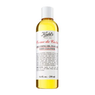 Kiehls Creme de Corps Smoothing Oil to Foam Body Cleanser 250ml