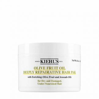 Kiehls Olive Fruit Oil Deeply Repairative Hair Pak