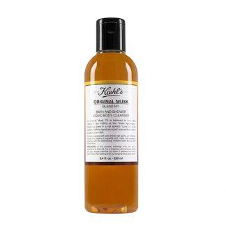 Kiehls Original Mush Bath Shower Liquid Body Cleanser