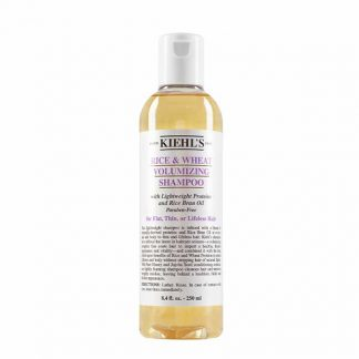Kiehls Rice Wheat Volumizing Shampoo 250ml