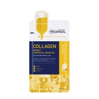 MEDIHEAL Essential Mask EX Collagen Impact 24ml