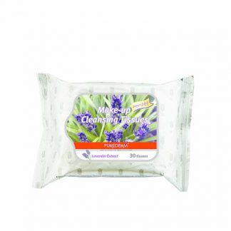 Purederm Makeup Cleansing Tissues Lavender
