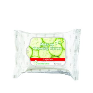Purederm Makeup Cleansing Wipes Cucumber