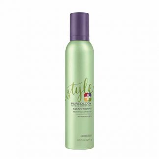 Pureology Style Clean Volume Weightless Mousse