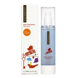 Snowberry New Radiance Face Serum with CuPEP 10ml