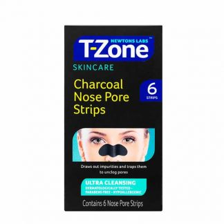 T-Zone Charcoal Nose Pore Strips