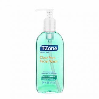 T-Zone Gel Facial Wash 200ml