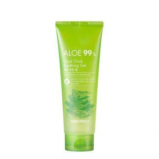 Tonymoly Aloe 99 Chok Chok Soothing Gel 250ml