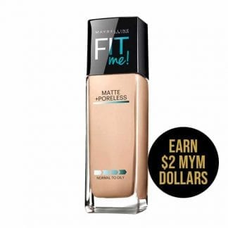 Maybelline_Fit Me Matte_Poreless Foundation_Oct 2020