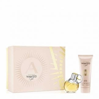 Azzaro_Wanted Girl EDP 50ml 2 Piece Gift Set