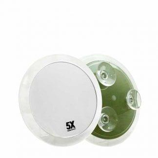 Suction Bathroom Mirror - Medium